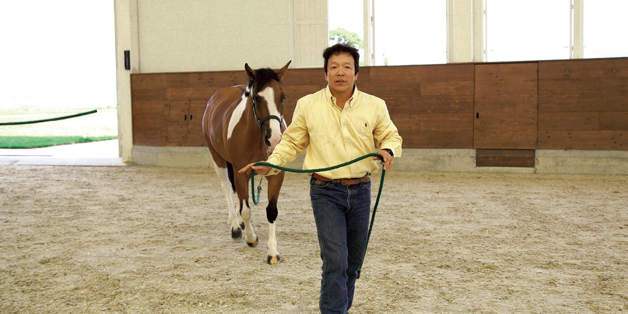 ホースクリニシャン・宮田朋典の共生メソッド05_引き馬トラブルの解消法