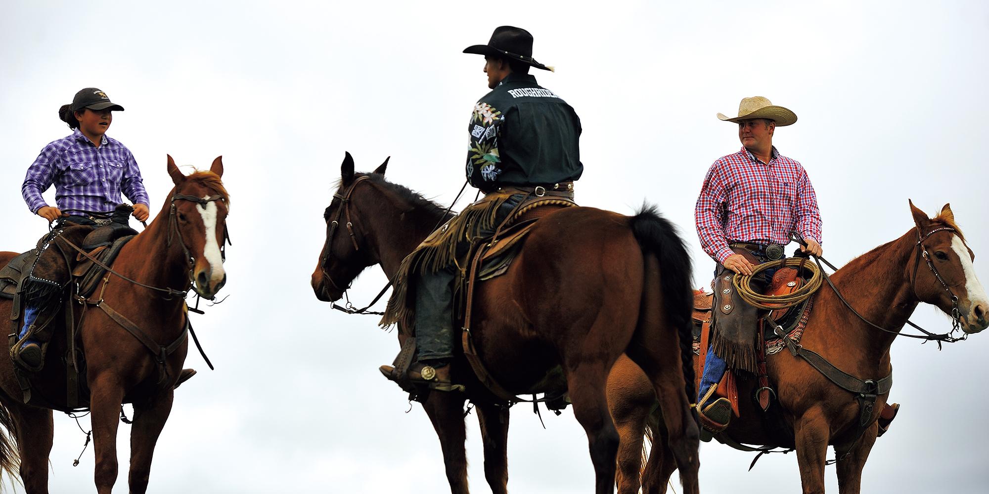 パニオロが教える、奥の深いハワイアン乗馬の楽しみ_ハワイ島・ダハナランチ